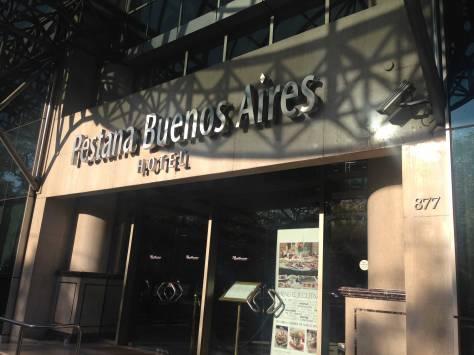Hotel Pestana de Buenos Aires