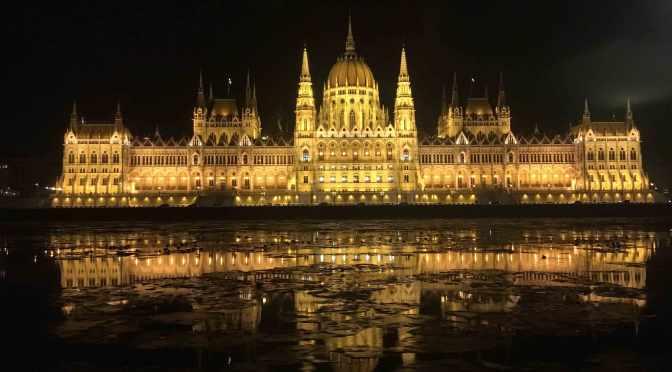 Navegando por el Danubio – Budapest